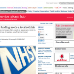 Why NHS funding needs a total rethink