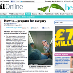 How to… prepare for surgery